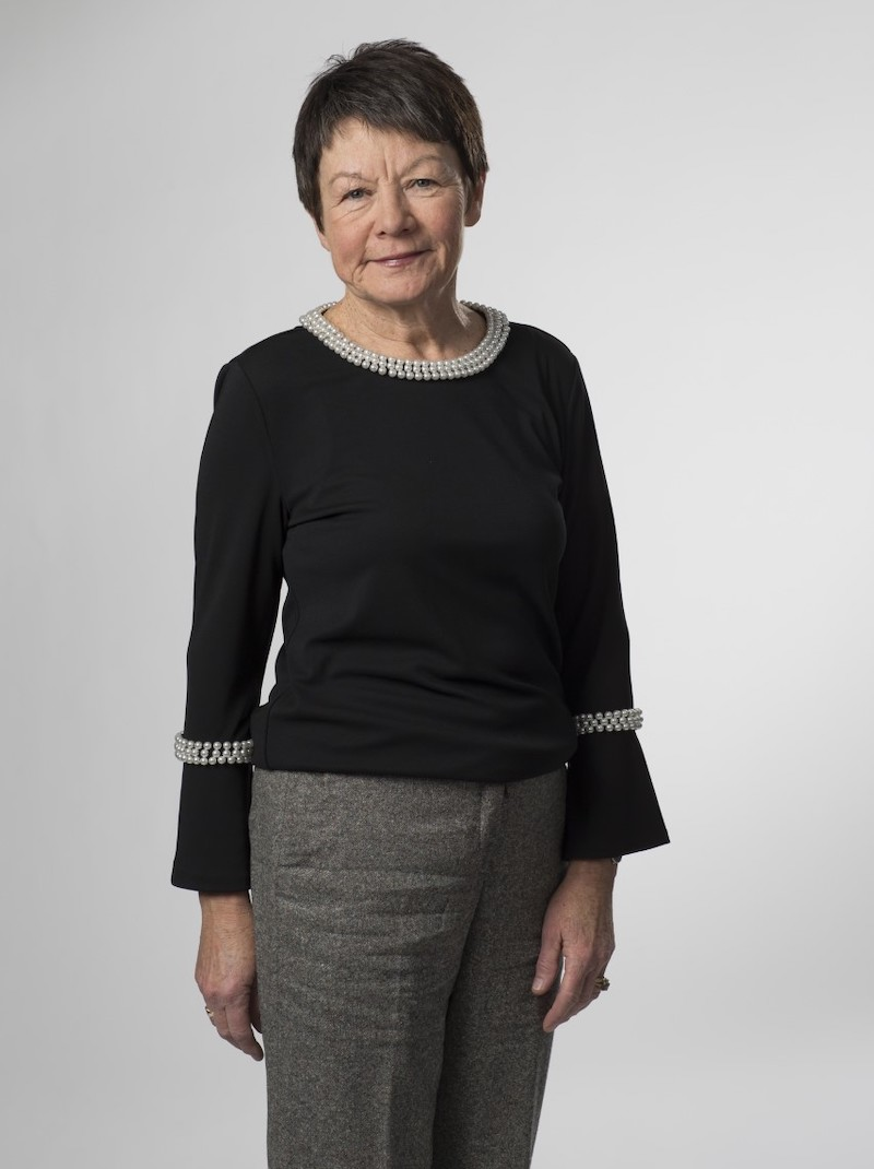 upei performing arts supporter bertha campbell